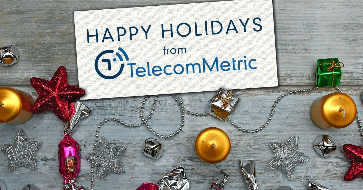 Happy Holidays from Telecom Metric 2018